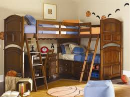 Solid Wood Bunk Beds With Trundle by Really Awesome Bunk Beds View In Gallery Bunk Bed Design