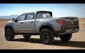 titan nissan 2016 2016 nissan titan warrior concept static 16 2560x1600