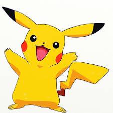 how to draw pikachu from pokemon draw step by step
