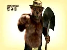 Only You Can Prevent Forest Fires Meme - stuff smokey says youtube