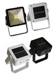 Outdoor Emergency Light - 2w rechargeable portable solar led flood light outdoor camping