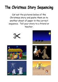 the nativity story sequencing by kmed2020 teaching resources tes