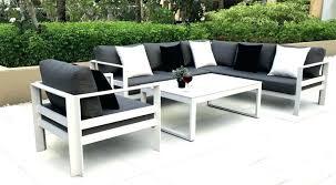 Black Cast Aluminum Patio Furniture Benches Cast Aluminum Benches Outdoor Full Size Of White Patio