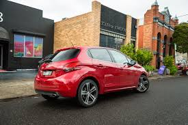 peugeot little car 2016 peugeot 208 gt line review caradvice