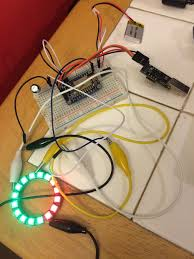 esp8266 controlling ws2812 neopixel leds using arduino ide a