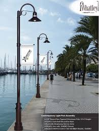 decorative street light poles new whatley contemporary transitional light posts great basin