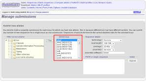 submitting data using the submission system u2014 bigsdb 1 18 0