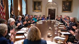 What Are Two Cabinet Level Positions The Cabinet Whitehouse Gov