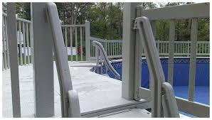 lovely ideas prefab deck kits spelndid above ground pool deck cost