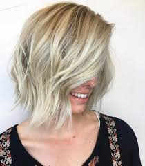 jagged layered bobs with curl the cutest choppy hairstyles you ll see for 2018