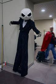 Jack Skeleton Costume Disney Should Copy This Cosplayer U0027s Jack Skellington Costume