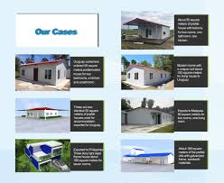 prefab house container house