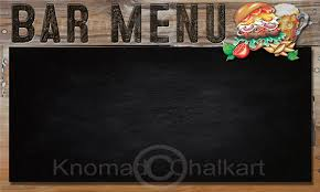 snack bar menu template individual images shop