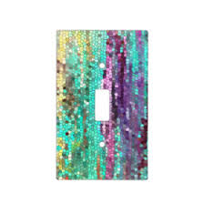 Custom Light Switch Covers Pretty Pattern Gifts