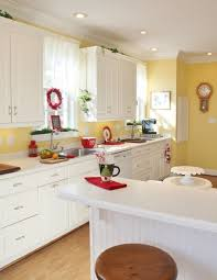 white kitchen cabinets yellow walls 25 yellow and white kitchens that raise the mood digsdigs