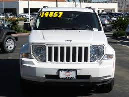 2012 jeep liberty sport suv used 2012 jeep liberty sport for sale tustin ca stock t300153