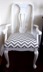 diy refinished dining chairs
