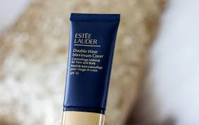 estee lauder double wear maximum cover 11 very light estee lauder double wear maximum cover foundation review demo youtube
