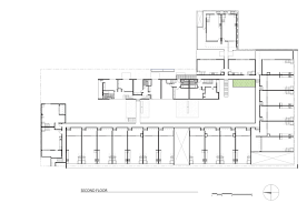 2nd Floor Plans Gallery Of The North Parker Jonathan Segal Architect 20