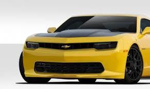 stingray camaro 2014 2015 chevrolet camaro duraflex stingray z look front bumper cover