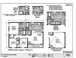 Marlette Floor Plans by Elmwood Modular Home Floor Plan Redbud Homes