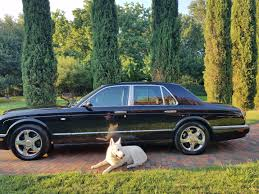 bentley green bentley arnage for sale global autosports