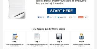 100 Do A Resume Online 100 Best Looking Resumes Download How To Make A Resume For