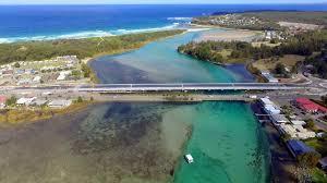 burrill lake bridge 2017 09 26 youtube