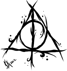 my deathly hallows tattoo design by thevengefulgeek on deviantart