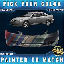 2005 honda civic front bumper painted to match front bumper cover for 2004 2005 honda