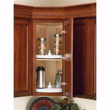 Kitchen Cabinet Lazy Susan Rev A Shelf Full Circle Two Shelf Lazy Susan Set 3072 Series