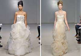 Wedding Dresses Vera Wang 2010 Vera Wang Wedding Dress Fall 20111 Wedding Inspiration Trends