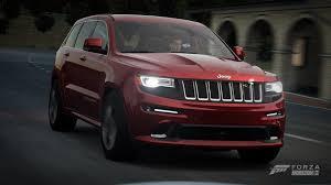jeep grand 3 forza horizon 2 2014 jeep grand srt gameplay