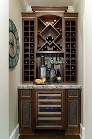 Wood Wine Cabinet Wine Rack Designs Wine Cellar Traditional With None