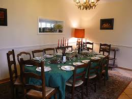 Landes Dining Room Rental Villa Martin De Seignanx 20 St18