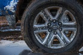 lexus wheels on tacoma 2016 toyota tacoma first look