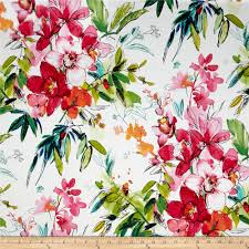 covington nadine twill fuschia discount designer fabric fabric com