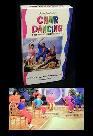 Chair Dancing Chair Dancing Dvd Or Audiocassette Amplestuff Plus Size