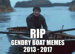 Boat Meme - rip gendry boat memes game of thrones know your meme