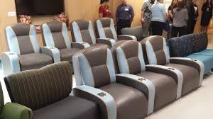 seatcraft home theater seating children u0027s hospital donation seatcraft