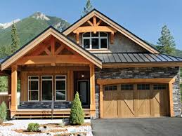 log post and beam modern house plans contemp luxihome