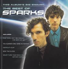 big photo albums sparks this album s big enough the best of sparks cd at discogs
