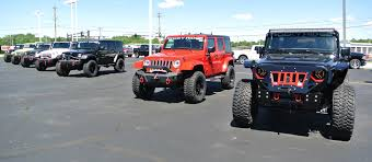 jeep wrangler 4 door pickup lifted trucks for sale 1 lifted truck dealer sherry4x4