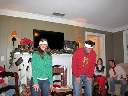 a beautiful vibrant life minute to win it christmas party part 2