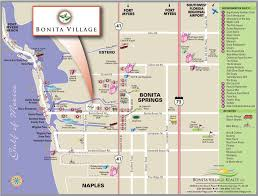 Florida Toll Road Map by Bonita Village About Bonita Springs