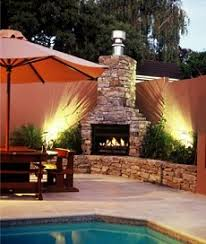 Where To Buy Outdoor Fireplace - things to consider in outdoor fireplace designs thats my old house