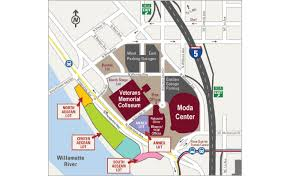 Comedy Barn Seating Chart Moda Center Portland Tickets Schedule Seating Chart Directions