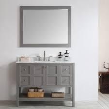 Single Vanity For Bathroom by Kbc Charlotte 48