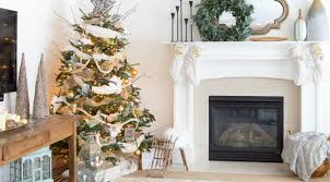 30 great ideas for fireplace christmas decorations