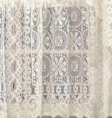 Lorraine Curtains Lorraine Home Hopewell Lace Curtain Panel Panels Drapes U0026 Curtains